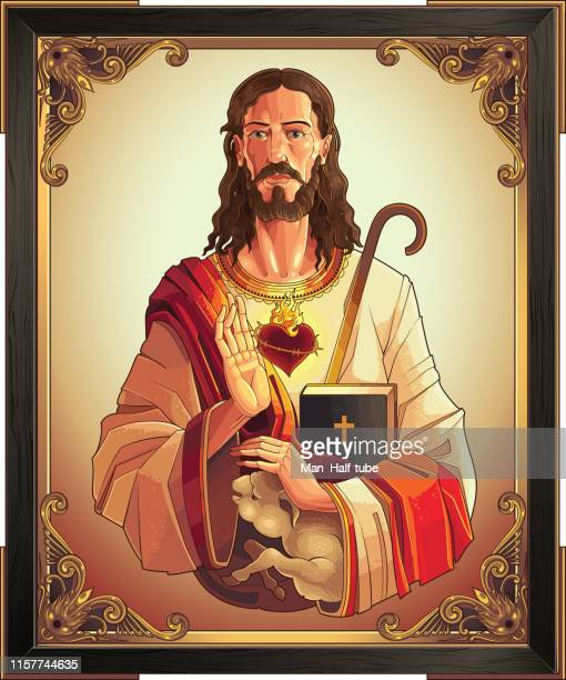 jesus christus - jesus resurrection stock-grafiken, -clipart, -cartoons und -symbole