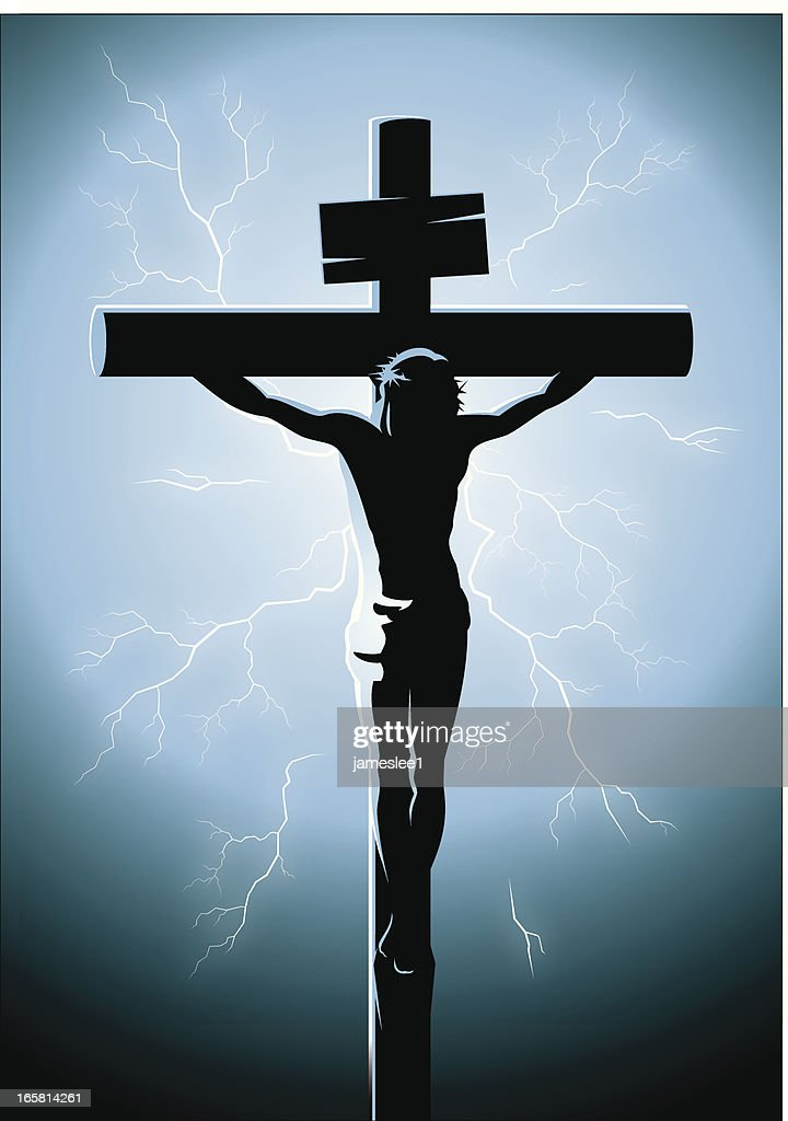 Jesus Christ : stock illustration