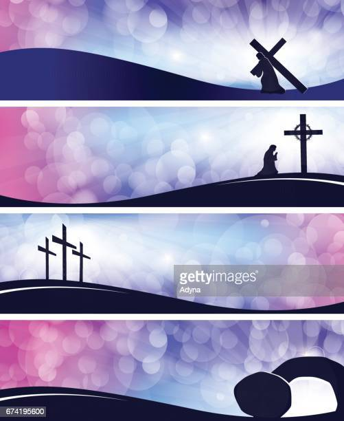 jesus is alive - forgiveness stock illustrations, clip art, cartoons, & icons