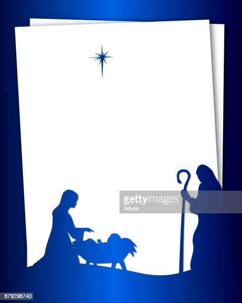 jesus was born - star of bethlehem religious symbol stock illustrations, clip art, cartoons, & icons