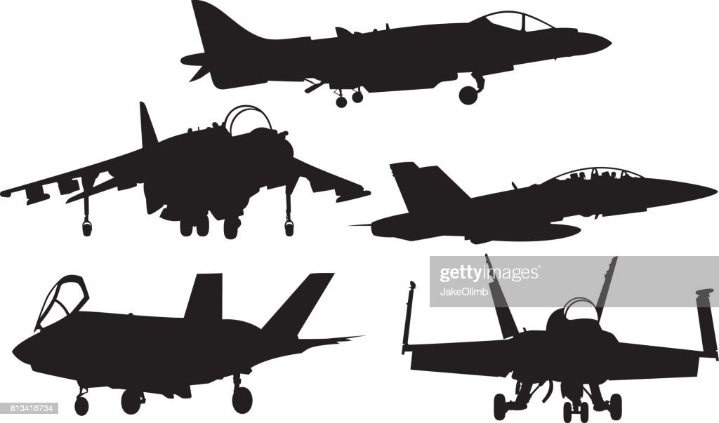 Jet Silhouettes 2