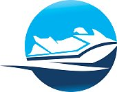 Jet Ski Motor Boat