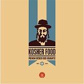 Jew, kosher food