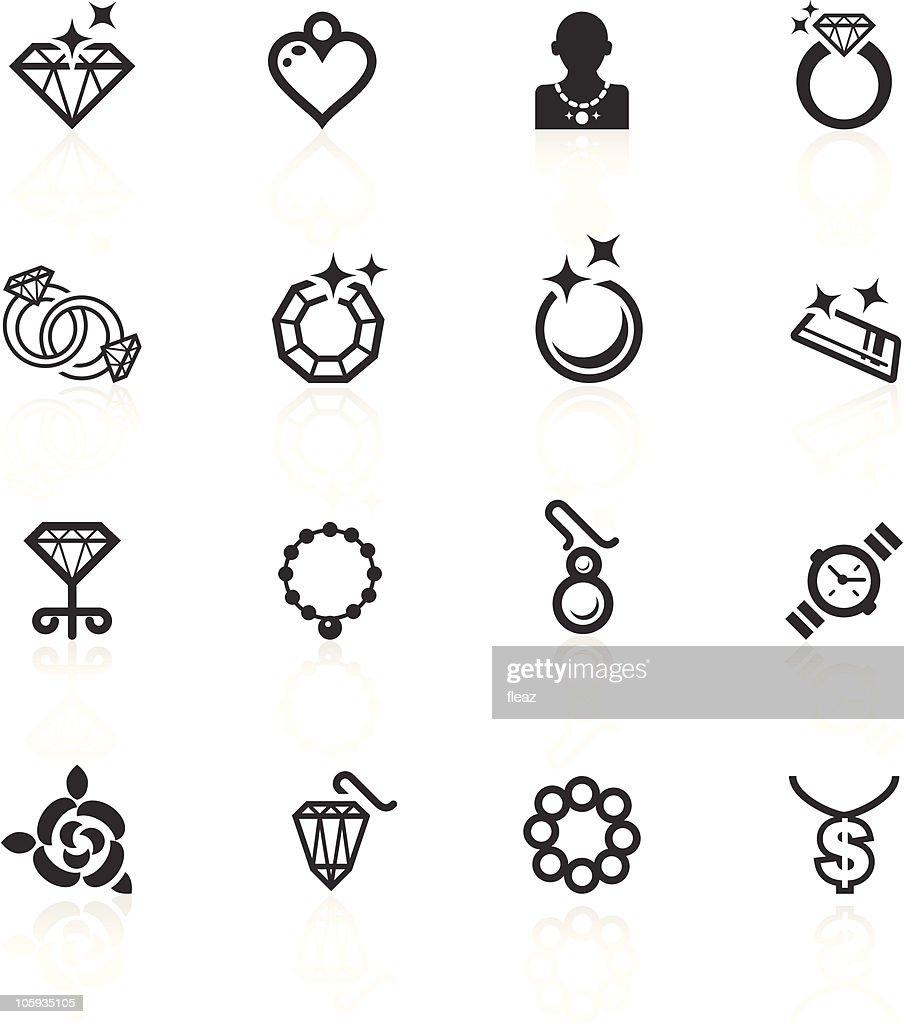 Jewelery Icons - minimo series