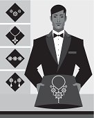 Jewelry Salesman