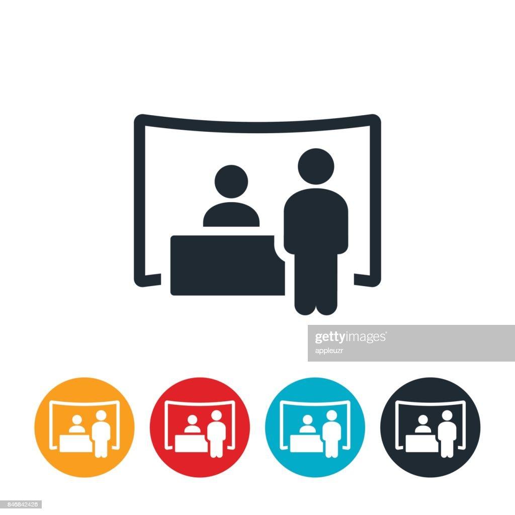 Job Fair Icon