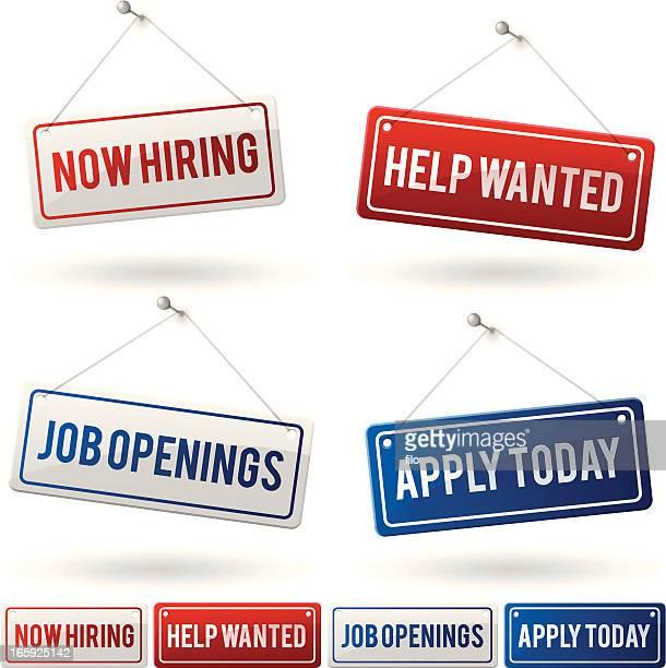 Job Sign Set