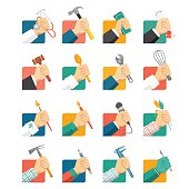 Jobs avatars