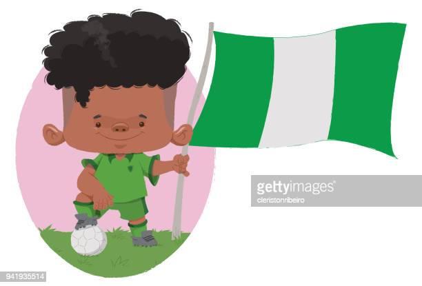 Jogador de futebol (Nigéria)