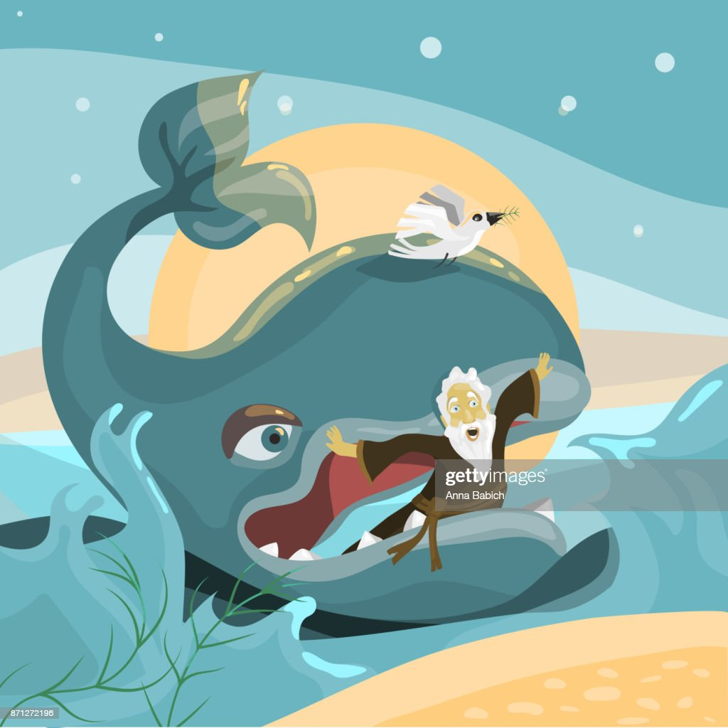 Jonah and the Whale - Bible Story