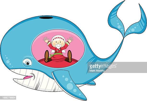 Jonah inside the Whale