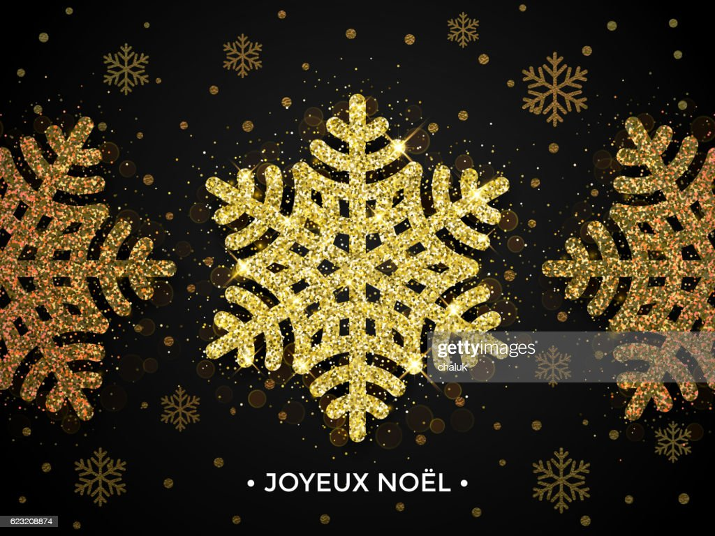 Joyeux noel french christmas greeting card vector art getty images french christmas greeting card vector art m4hsunfo
