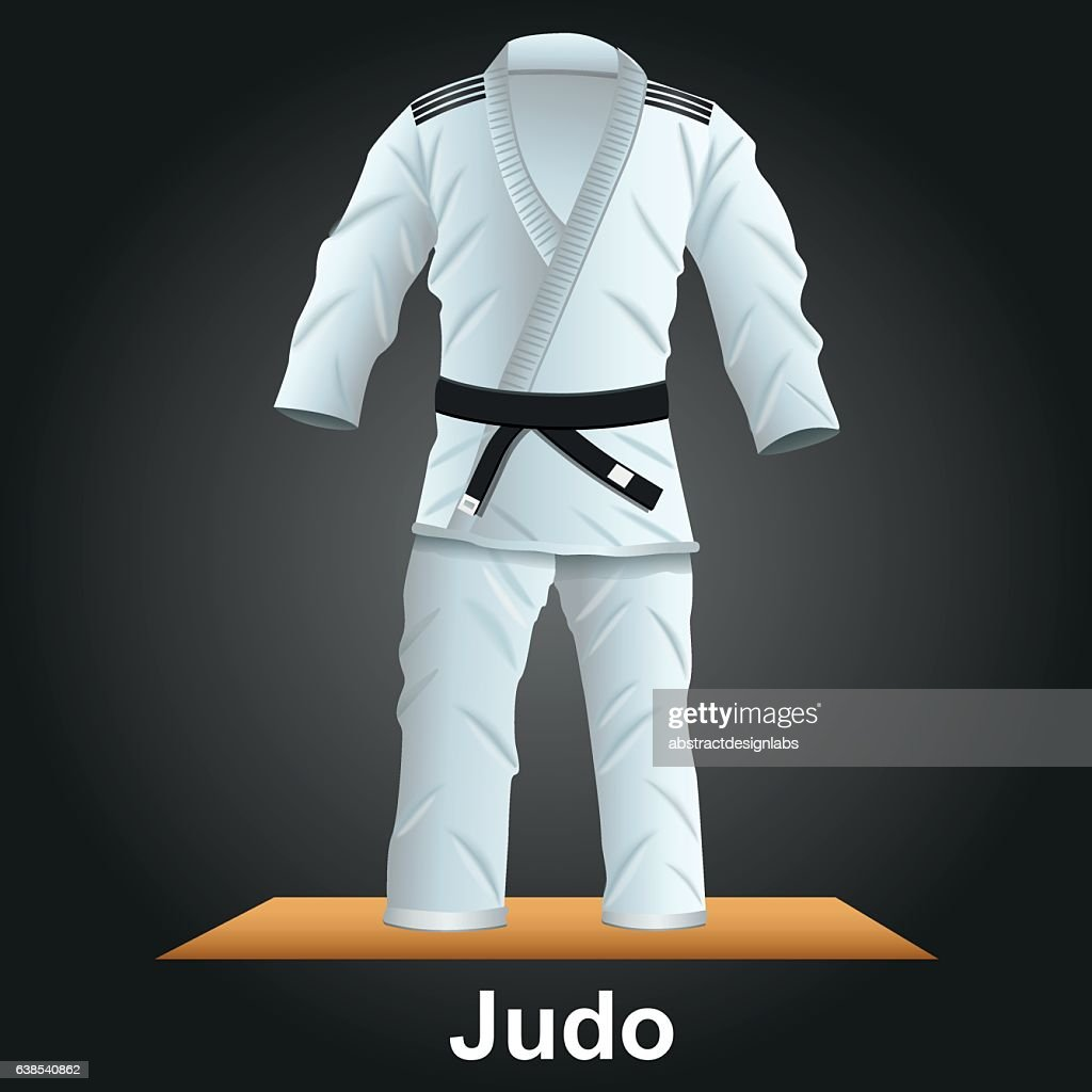 Judo Sports - Illustration