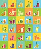 Juice icons