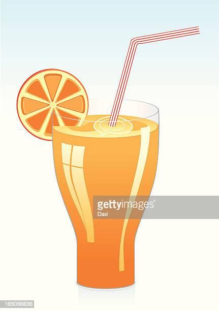 juice - orange juice stock illustrations, clip art, cartoons, & icons
