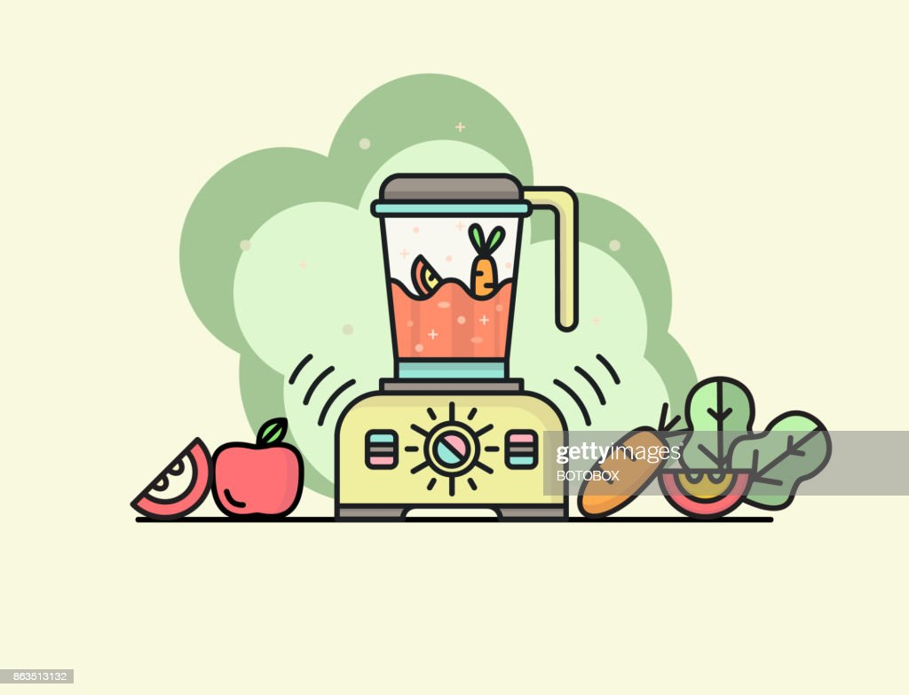 Juicer Icons