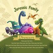 Jurassic Family