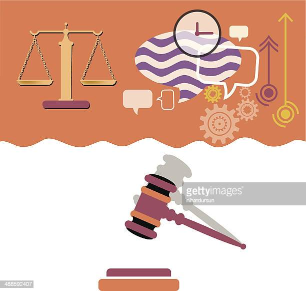 Justice and law