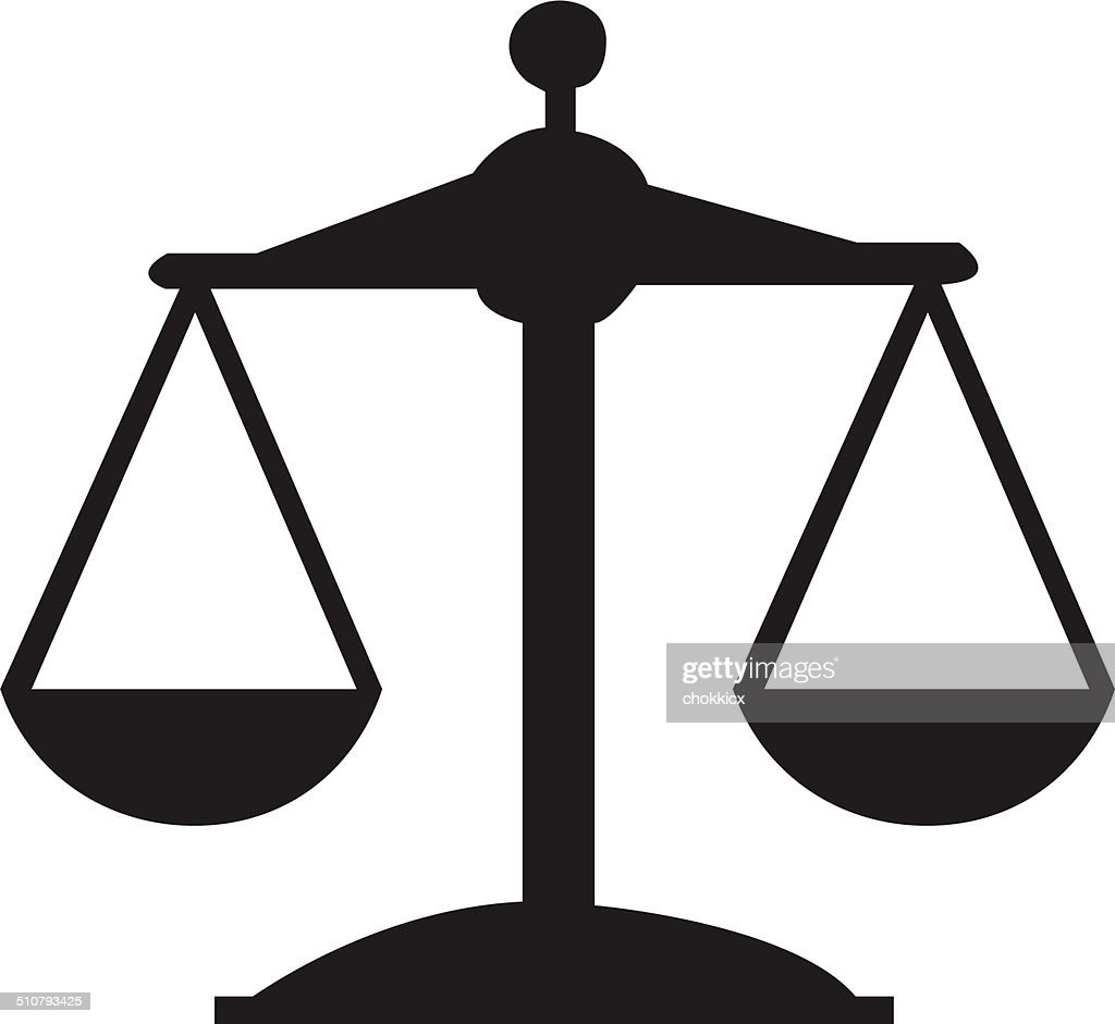 Scale stock illustrations and cartoons getty images justice or scale icon biocorpaavc Images