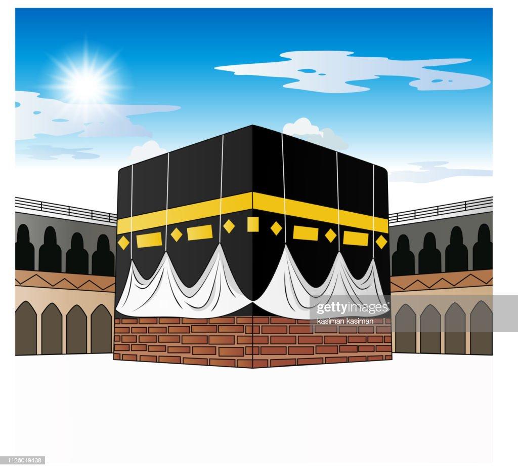 Kaaba Mecca Saudi Arabia