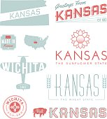 Kansas Typography