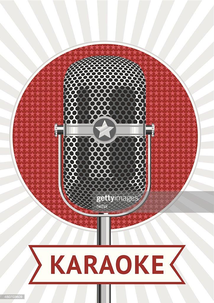 Karaoke sign