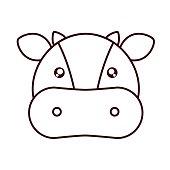 kawaii animal icon