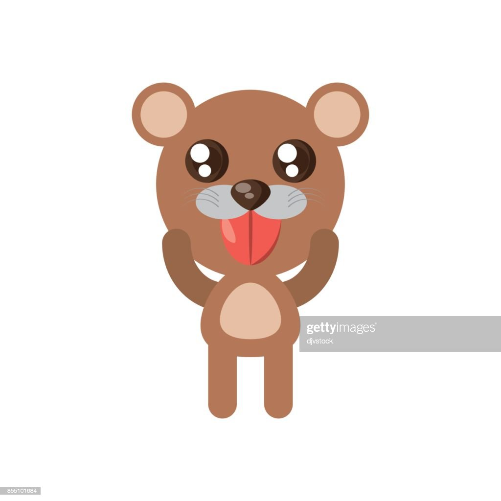 kawaii bear animal toy