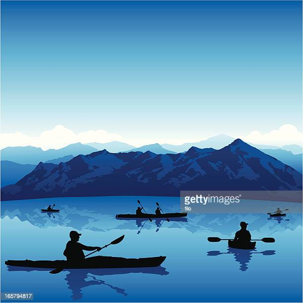 Kayaking Background