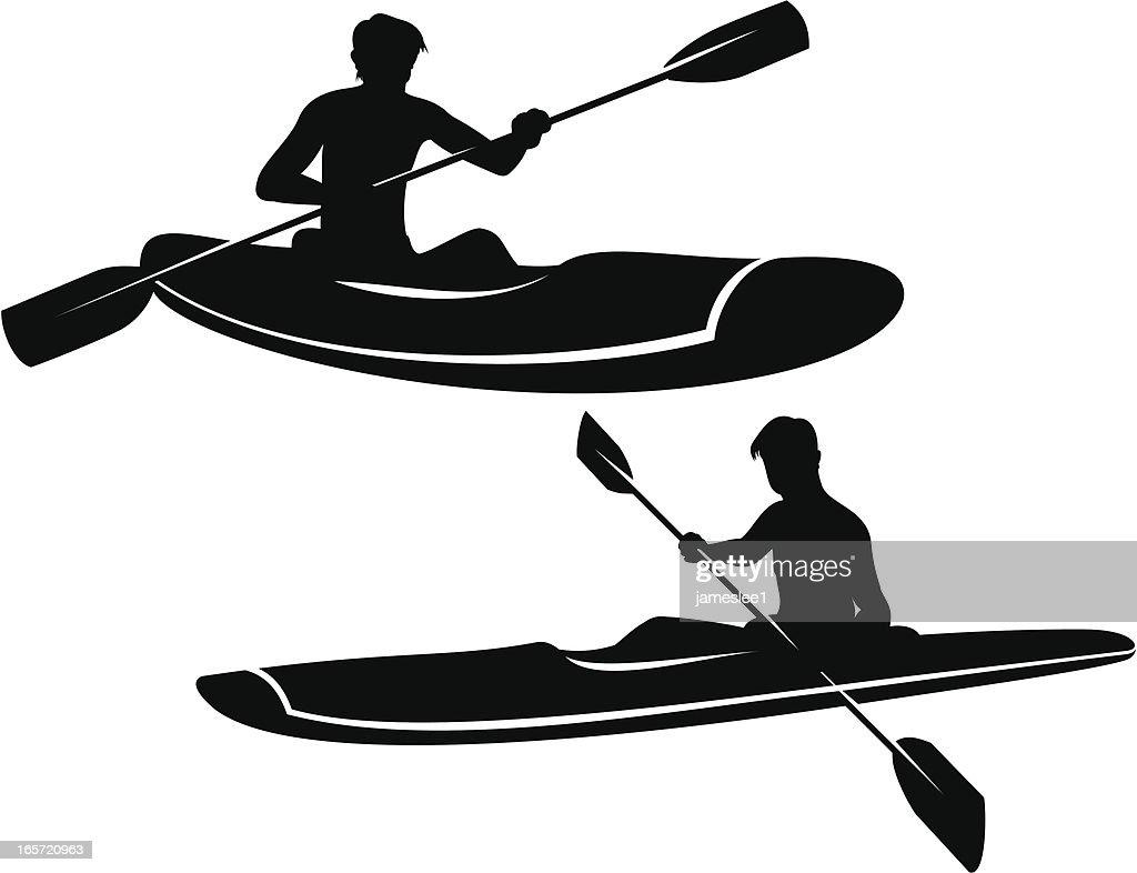 Download Kayak Illustration - Getty Images