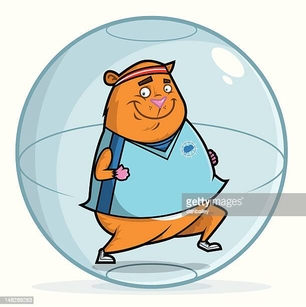 Keep Fit Sid – The Health Freak Hamster