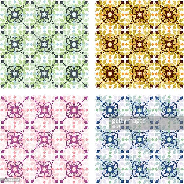Kelly Elayne Patterns (Seamless)