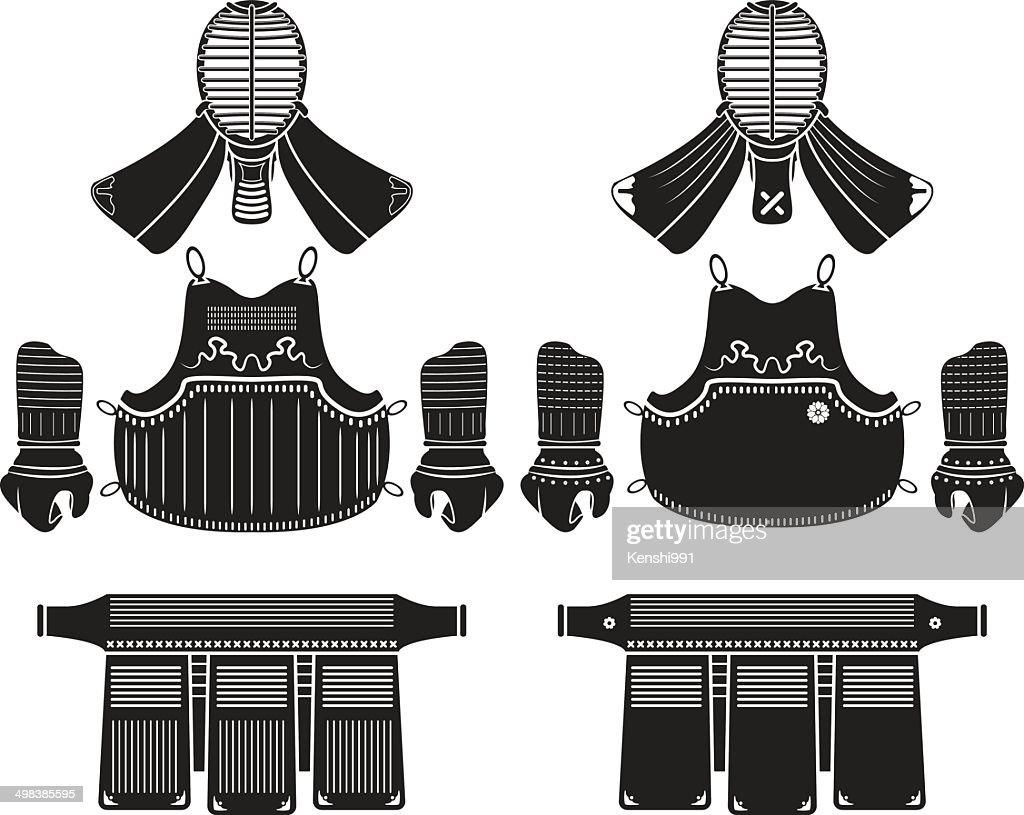 Kendo armor or bogu