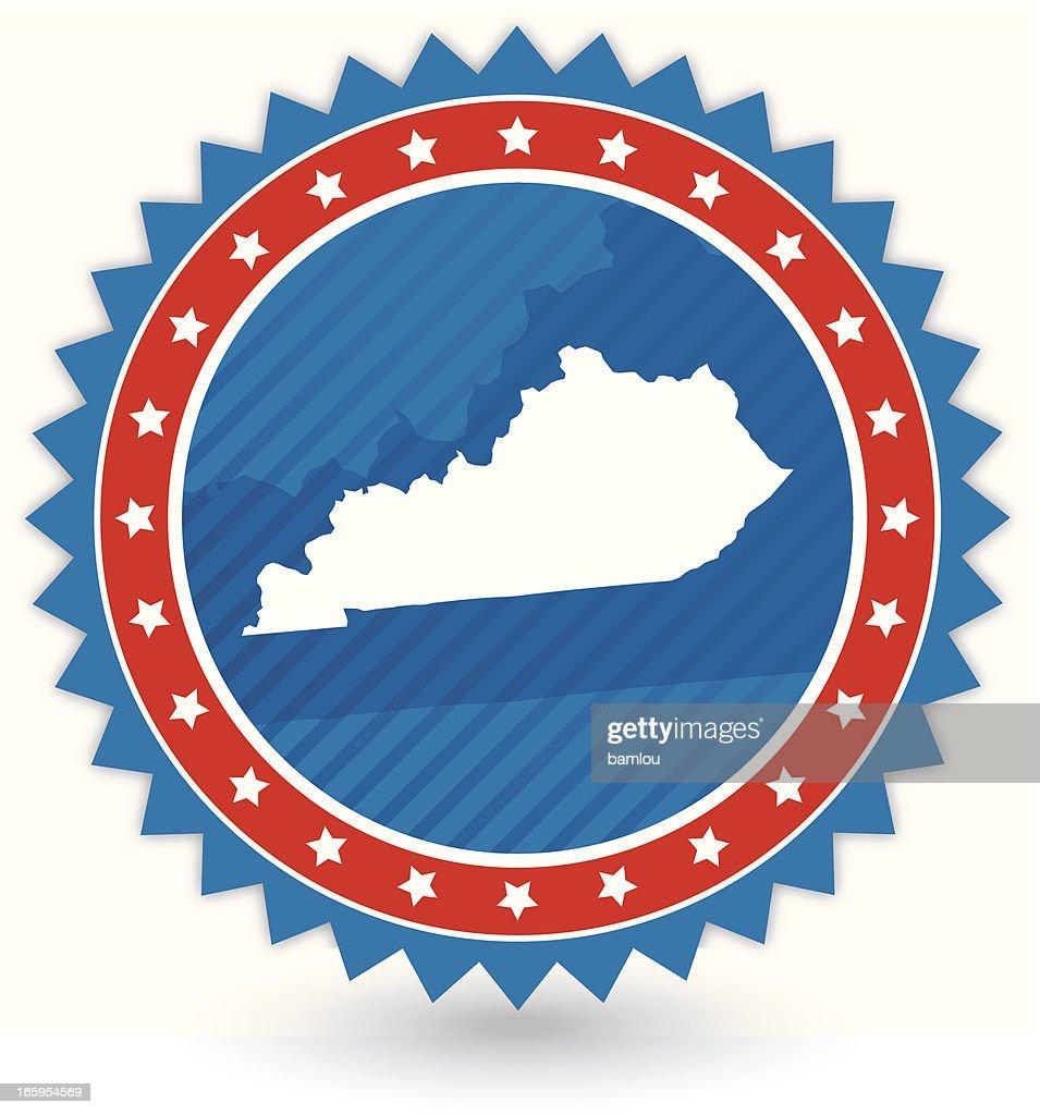 Kentucky Badge