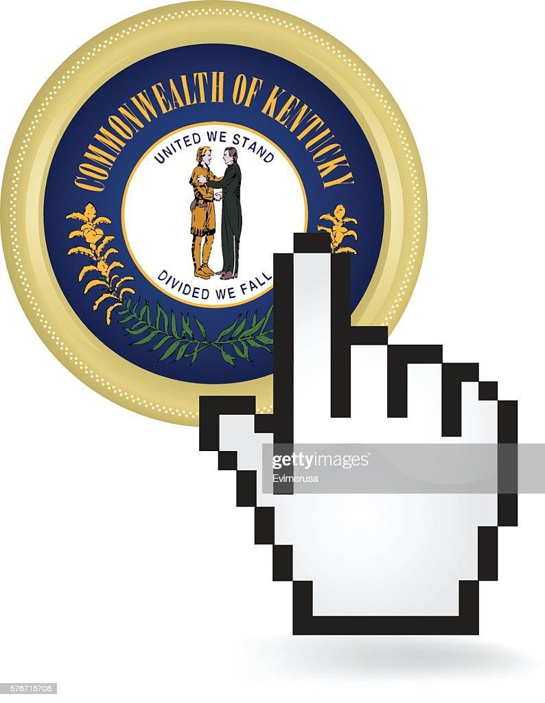 Kentucky Button Click