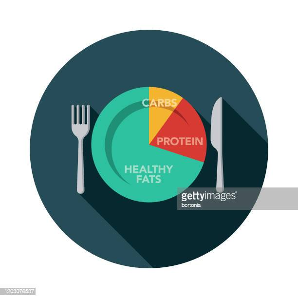 ketogenic diet icon - fasting activity stock illustrations