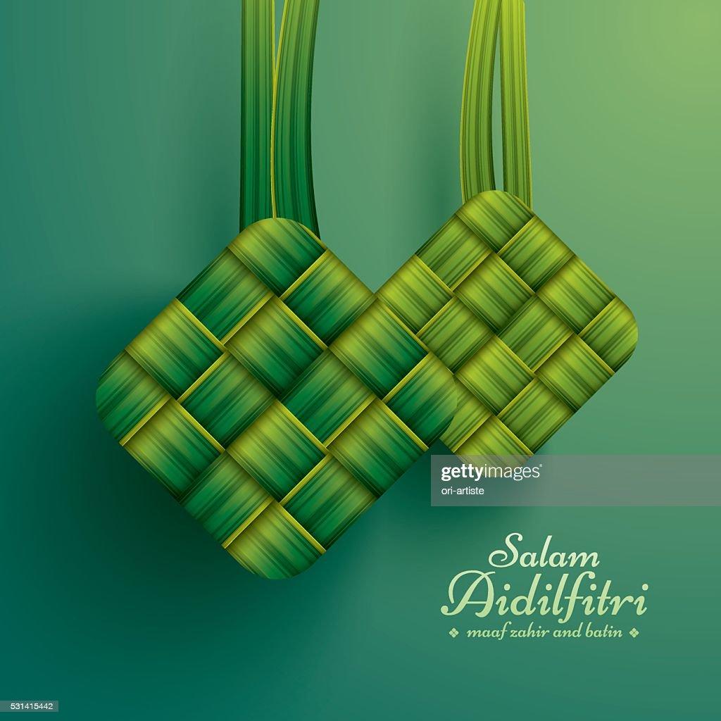 Ketupat (rice dumpling)
