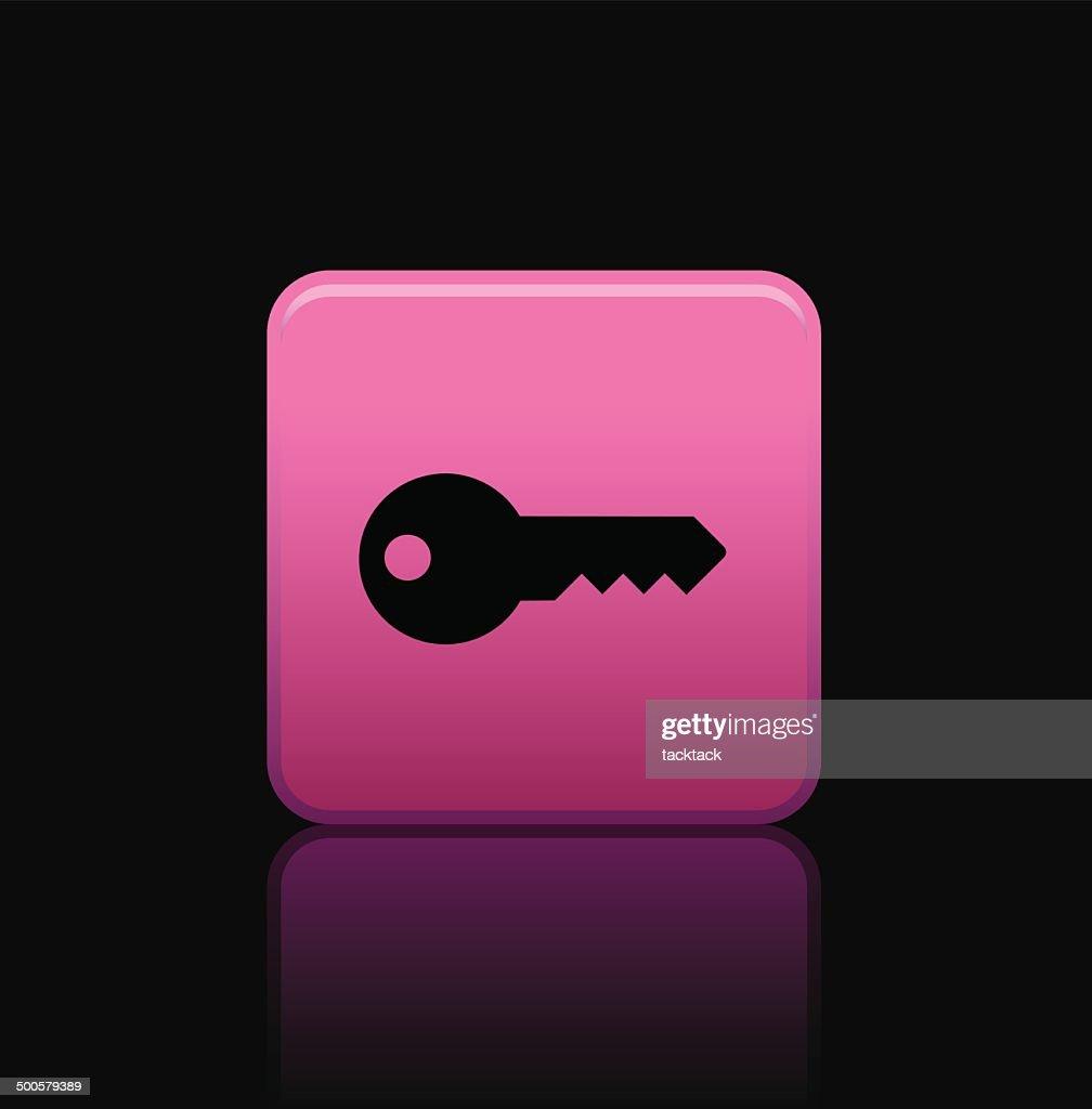 key button icon