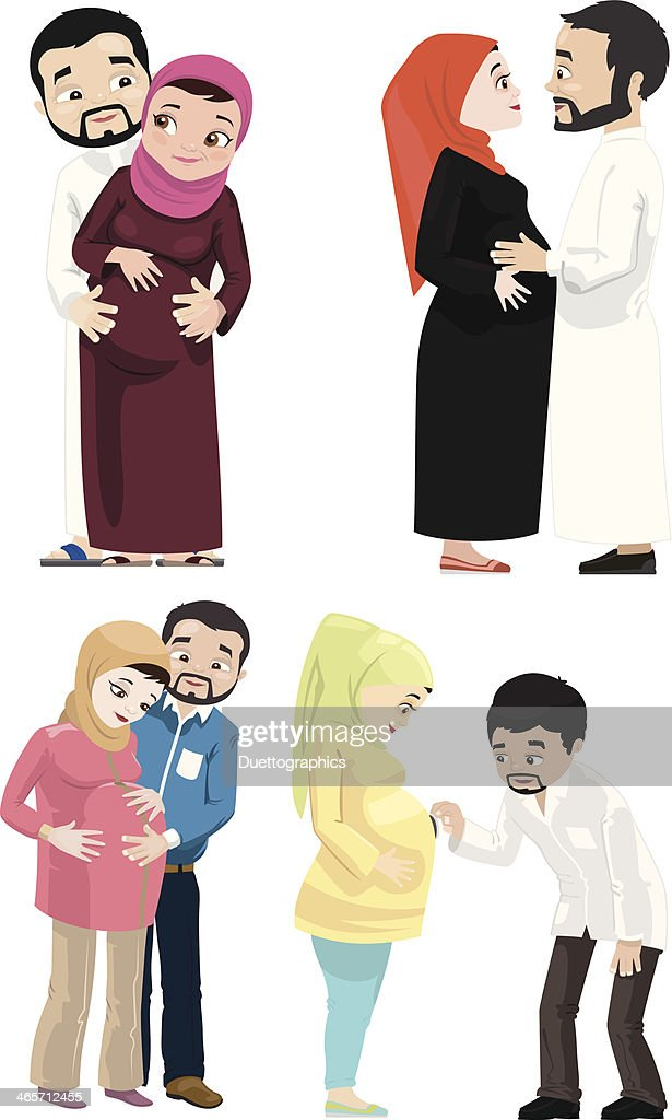 Khaliji Couples Expecting A Baby