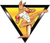 Kickboxer Kangaroo