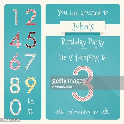 Happy birthday hand lettered design vector art getty images keywords stopboris Choice Image