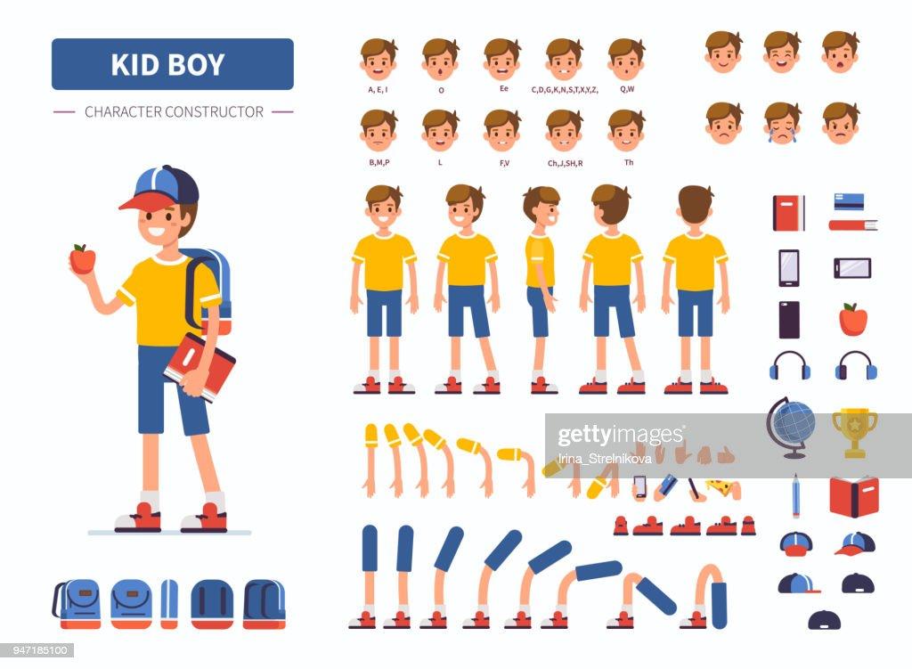 kid boy