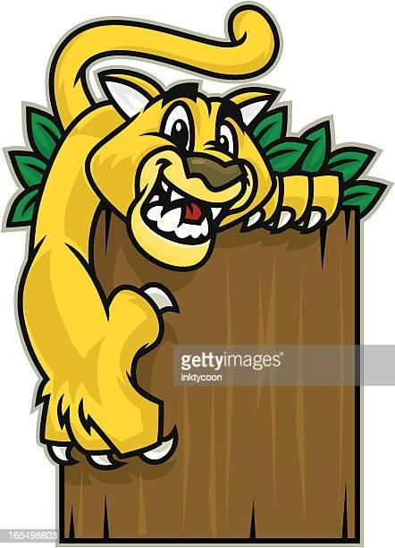 ilustraciones, imágenes clip art, dibujos animados e iconos de stock de puma de niño - puma