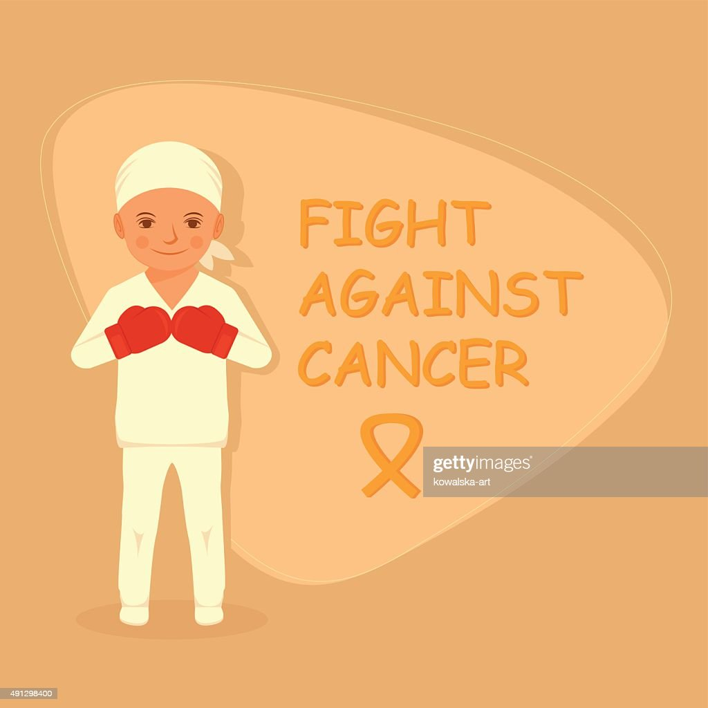 kid fighting cancer