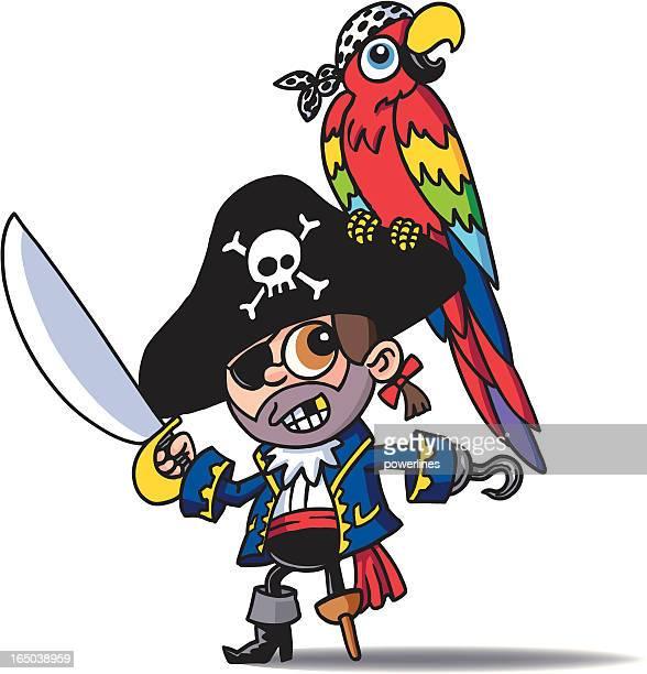 Kid pirata