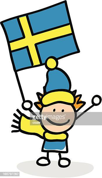 Swedish Culture Stock Illustrations And Cartoons | Getty ...