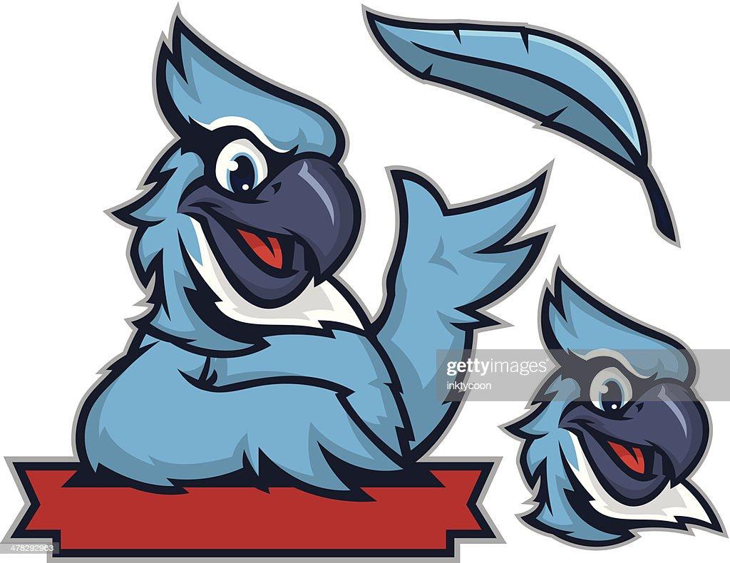 Kiddie Blue Jay