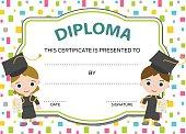 kids diploma