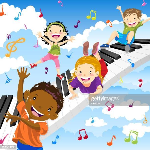 Kids Like Piano