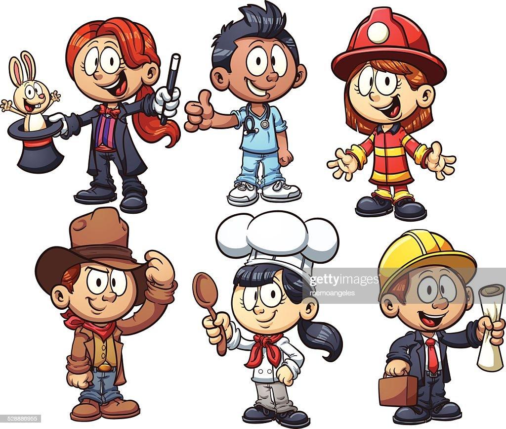 Kids occupation